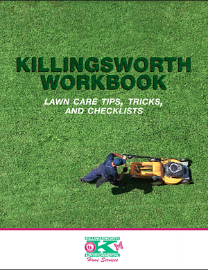 Lawn Care Workbook
